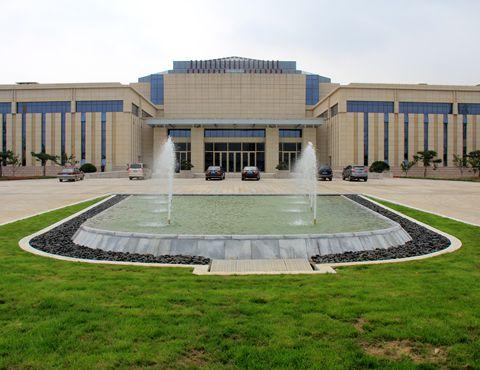 莱山区规划展览馆