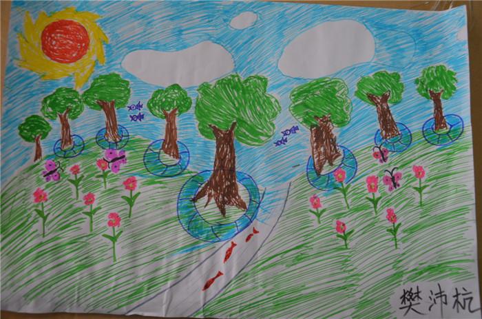 儿童画 700_463