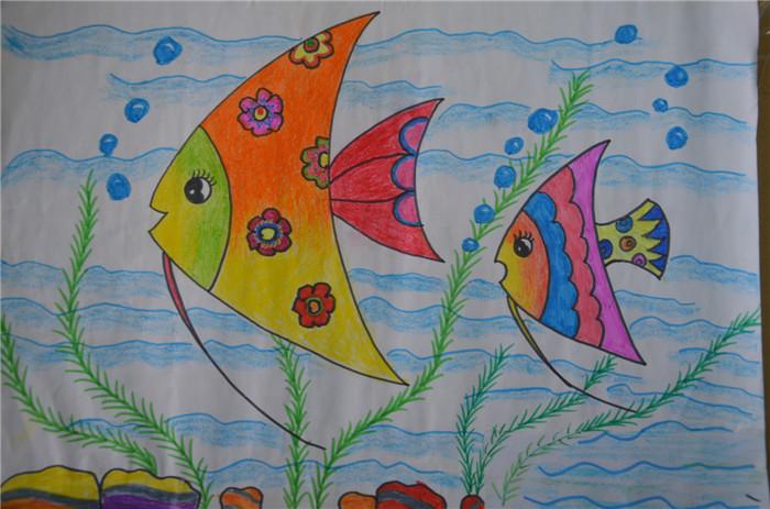 [圖片]幼兒圖畫魚圖片大全|兒童圖畫大全畫魚|幼兒簡