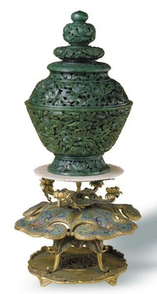 清代的扬州玉雕艺术