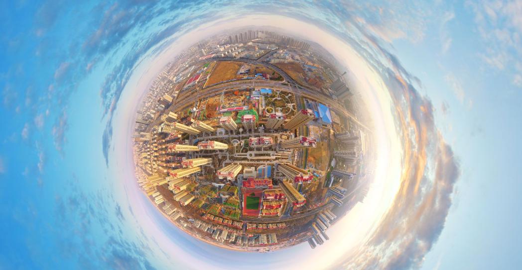 烟台开发区-星海湾VR全景