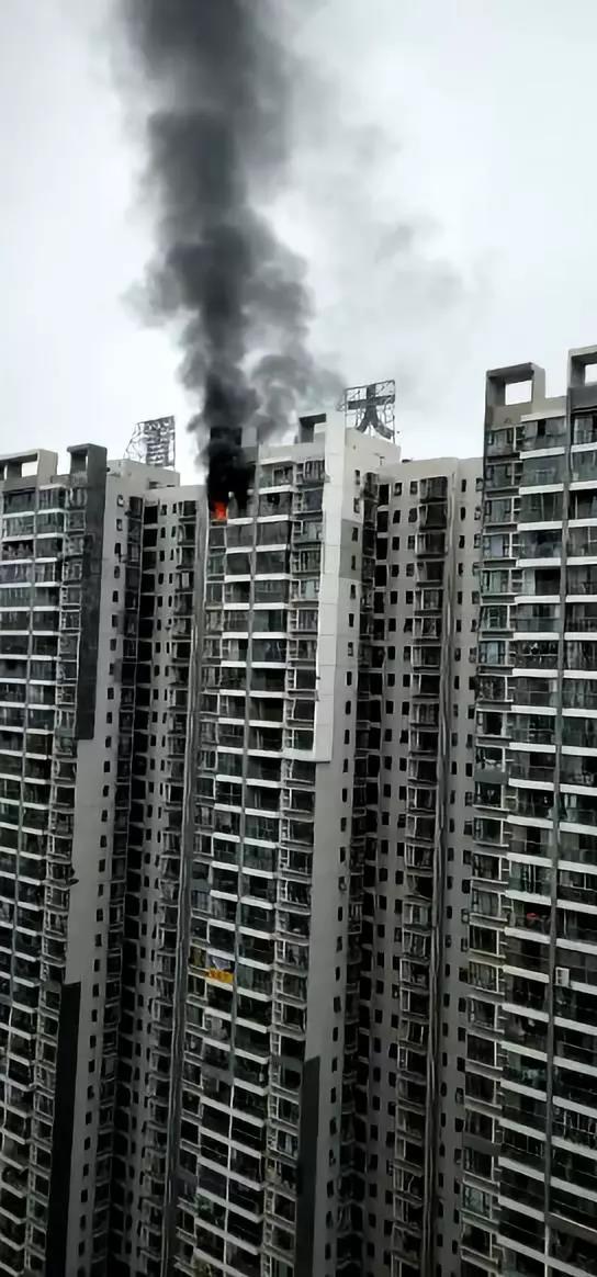居民28楼房消防电路图